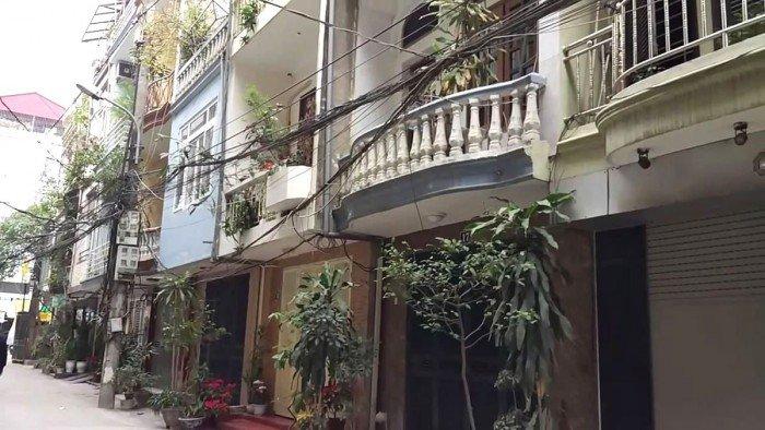Bán nhà phân lô, phố Lê Trọng Tấn, 42m2, 5 tầng, giá 4,7 tỷ