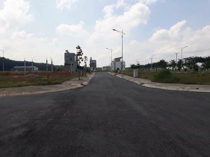 Nền Giai Đoạn 2 Khu Đô Thị Center City Vĩnh Tân - Tân Uyên - Bình Dương.