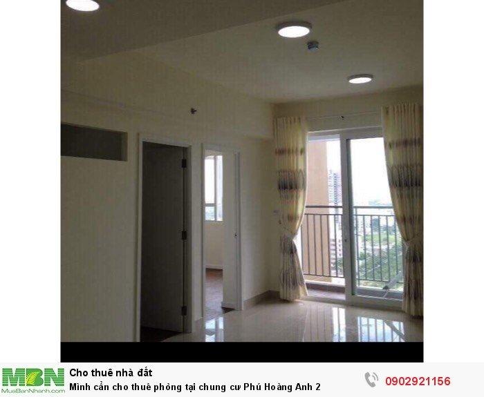 Mình cần cho thuê phòng tại chung cư Phú Hoàng Anh 2