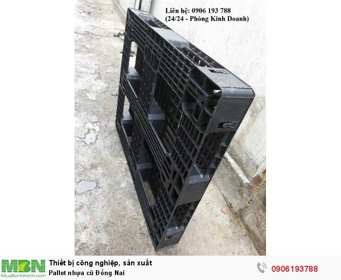 Pallet nhựa chuyên đóng hàng xuất khẩu - Liên hệ: 0906193788 (Nguyễn Hòa 24/24)