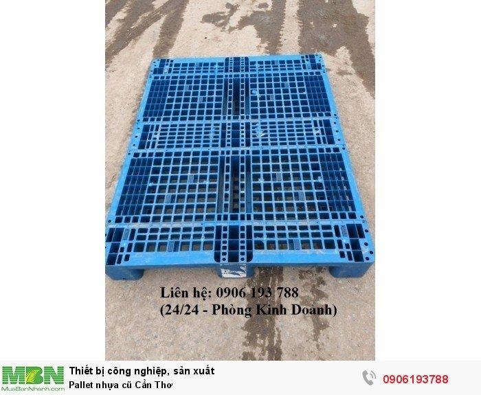 Pallet nhựa cũ Cần Thơ - Liên hệ: 0906193788 (Nguyễn Hòa 24/24)