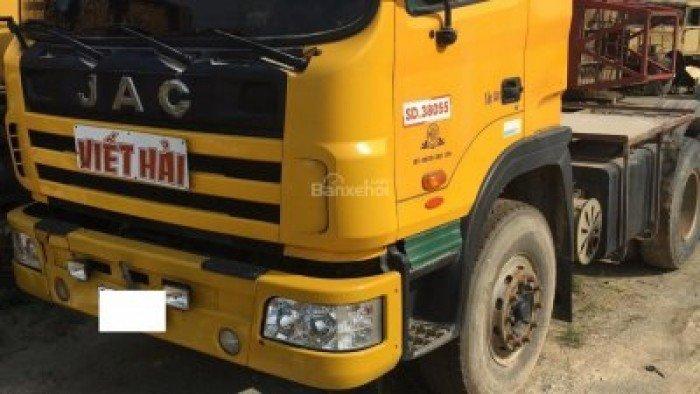 Bán xe tải đầu kéo JAC đời 2015, xe nhập, giá 460tr 1