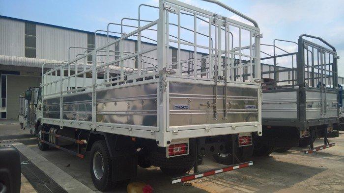 Bán xe tải 9 tấn - Thaco Auman C160 - Thùng dài 7.4m - Hỗ trợ vay 75%