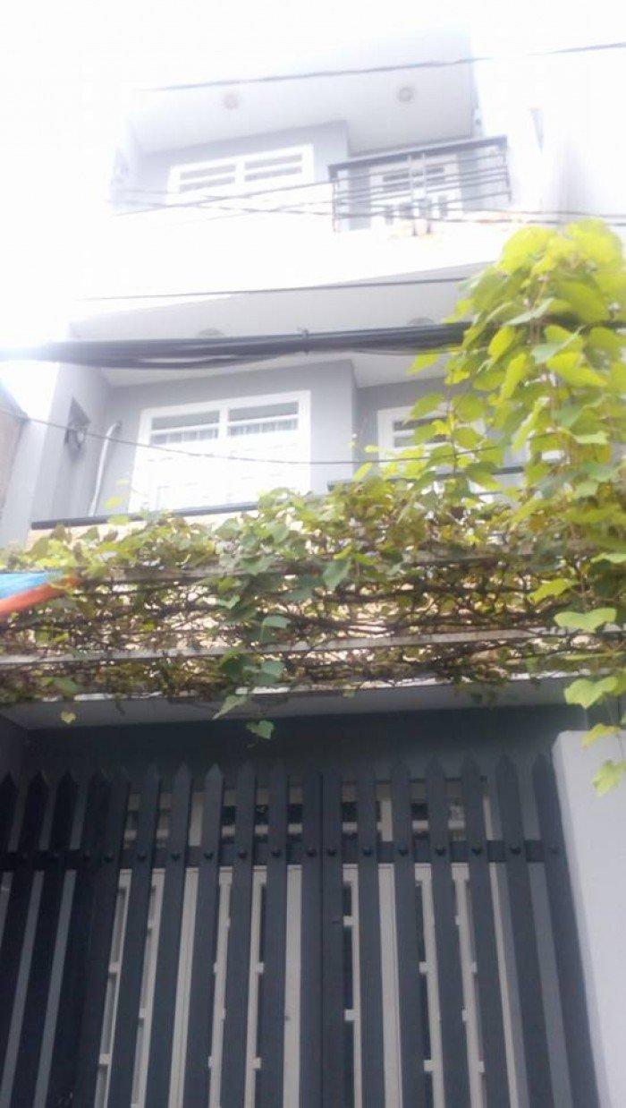 Bán nhà Phường 13, Tân Bình, 32m, 3 lầu