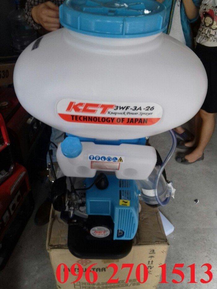 Giá máy phun vôi bột, máy xạ phân KCT 3WF-3A-261