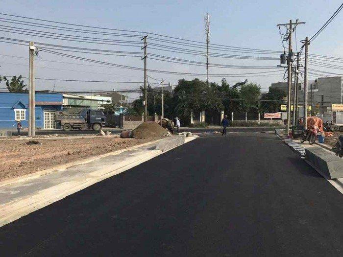 Bán đất mặt tiền Lương Định Của Quận 2, đã lên thổ cư, giá 900tr