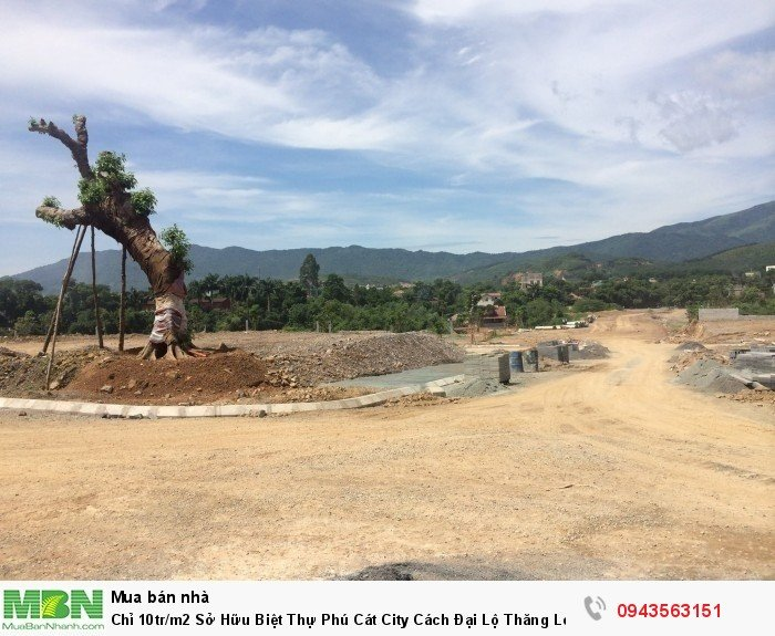 Sở Hữu Biệt Thự Phú Cát City Cách Đại Lộ Thăng Long 200m