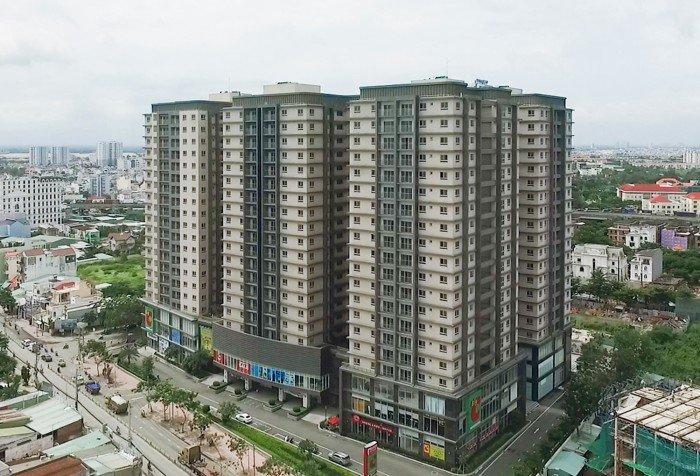 Căn hộ Sài Gòn RIVERSIDE COMPLEX Quận 7