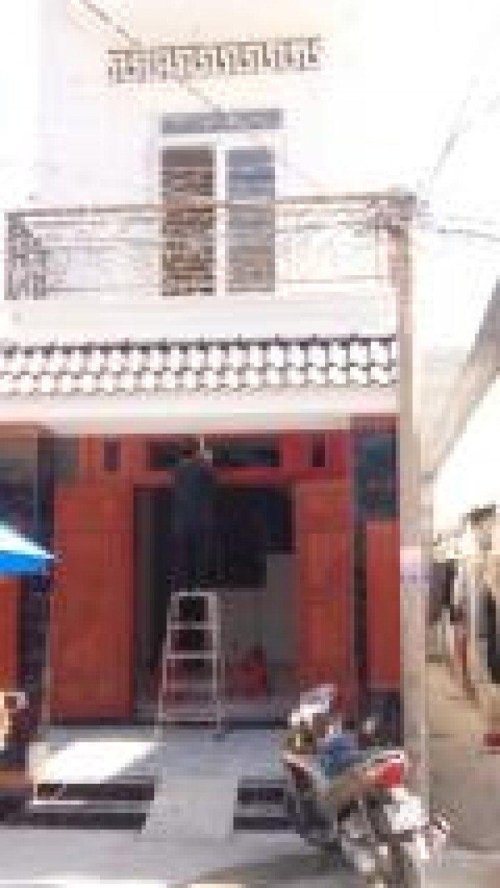 Bán nhà 4,5 tấm ở Linh Đông, quận Thủ Đức
