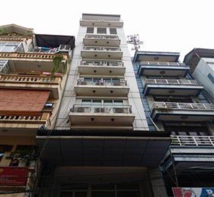 Nhà 9 tầng phân lô phố Nguyễn Thị Định, gần 100m2