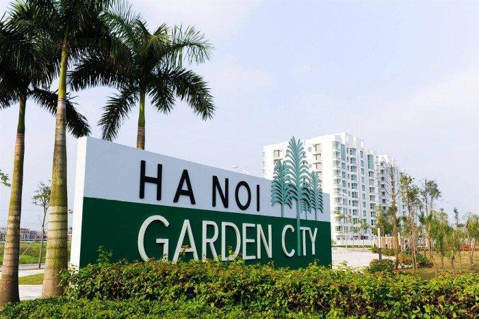 Chỉ còn duy nhất 10 căn biệt thự Garden City tại Thạch Bàn, Long Biên