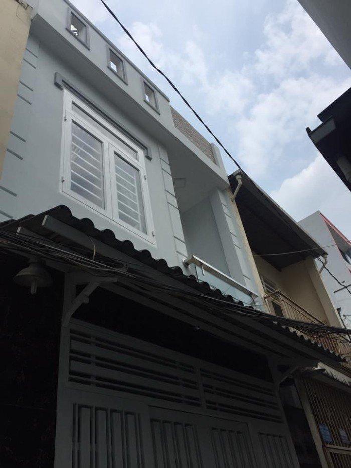 Bán nhà quận Gò Vấp