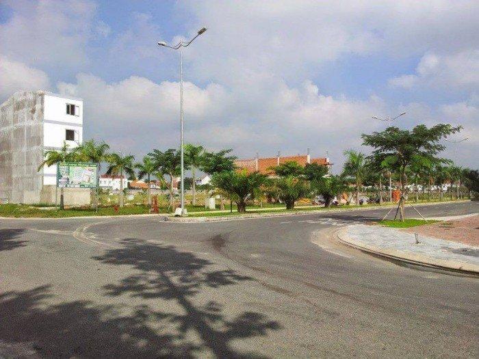 Bán gấp lô đất 100m2 ở Quận 2, đường Nguyễn Duy Trinh, sổ hồng đầy đủ, thổ cư