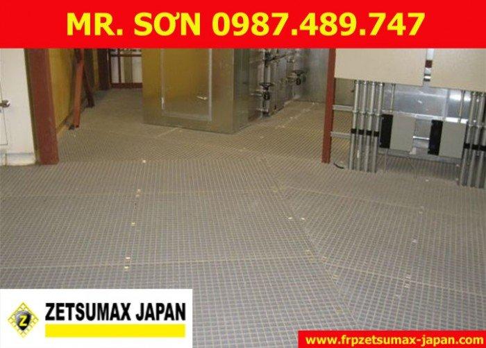 Tấm Sàn Nhựa Composite Grating29