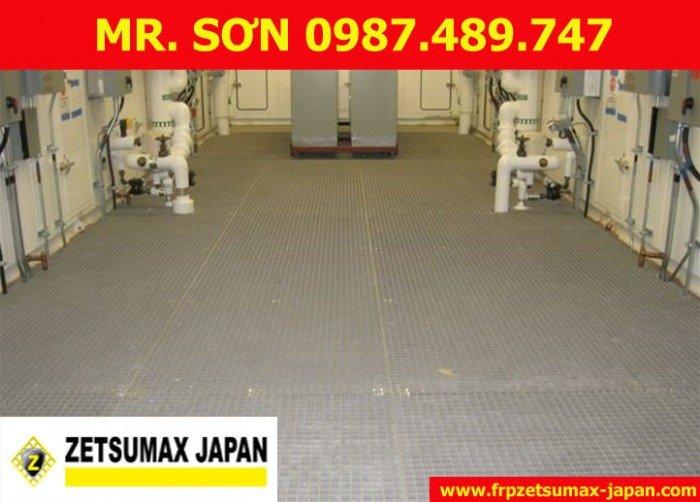 Tấm Sàn Nhựa Composite Grating18