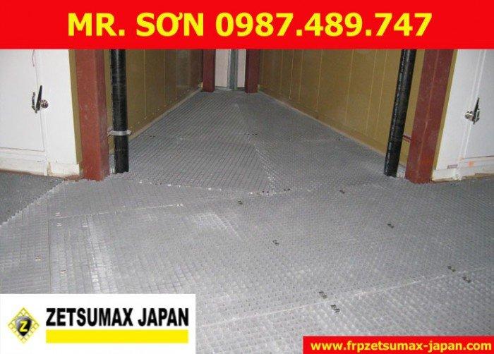 Tấm Sàn Nhựa Composite9