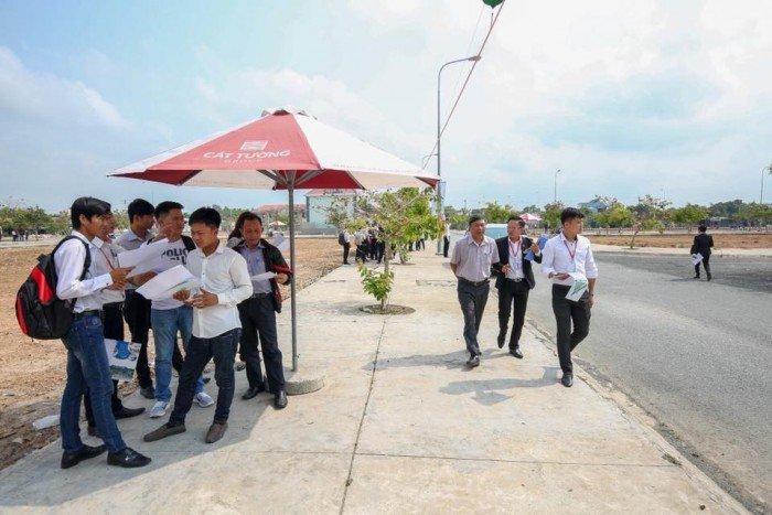 Cát Tường group mở bán Golden River Residence, GĐ 1 chỉ 479tr/nền, góp ko lãi suất, chiết khấu 5%, công chứng ngay
