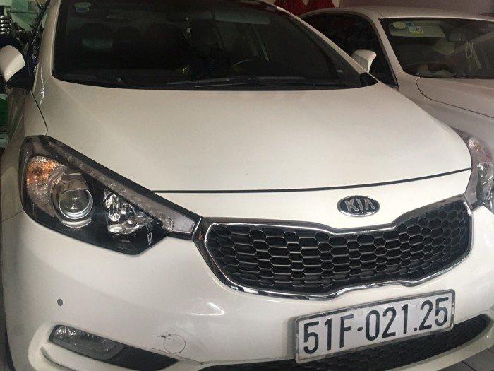 Cho thuê xe tự lái KIA K3 2014 giá rẻ, nhanh chóng