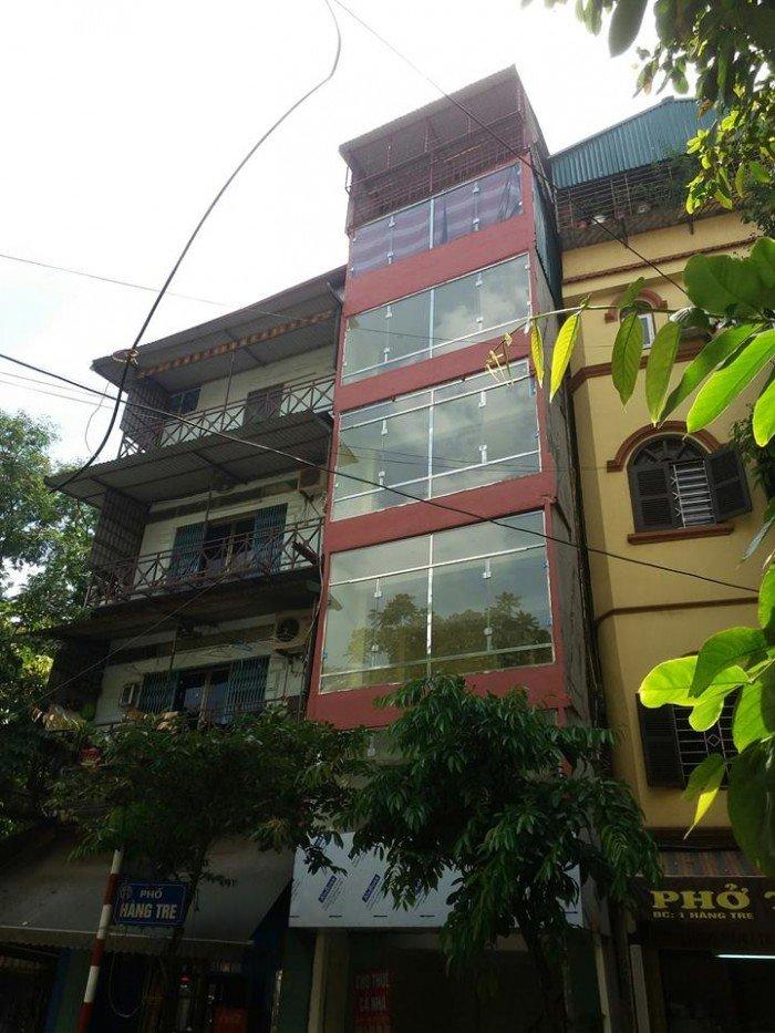 Bán nhà mặt phố cổ quận Hoàn Kiếm, 25m2, 6 tầng, giá cực mềm