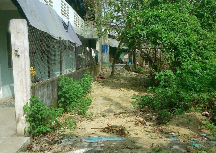 Đất vuông đẹp kiệt 5m đường Nguyễn Tất Thành, rất gần bến xe phía Nam