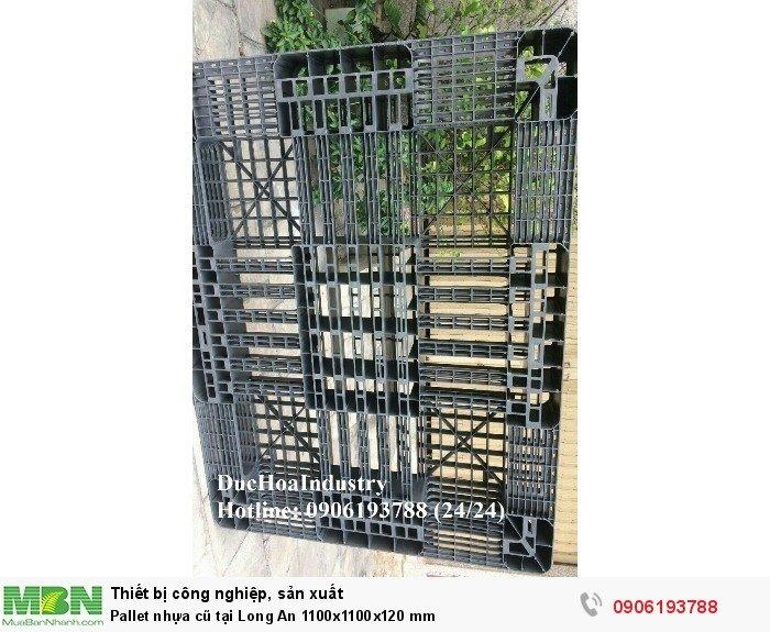 Pallet nhựa cũ tại Long An, giao hàng toàn quốc - Liên hệ: 0906193788 (Nguyễn Hòa 24/24)