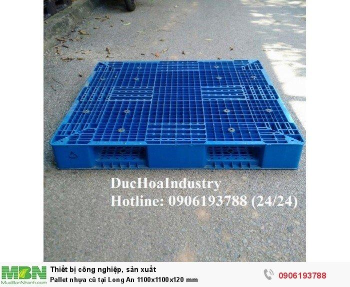 Bán pallet nhựa cũ tại Long An - Liên hệ: 0906193788 (Nguyễn Hòa 24/24)