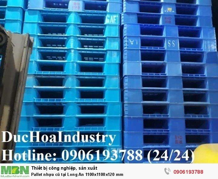 Bán pallet nhựa cũ tại Long An, vận chuyển miễn phí số lượng lớn - Liên hệ: 0906193788 (Nguyễn Hòa 24/24)