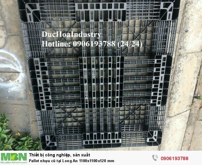 Cung cấp allet nhựa cũ tại Long An - Liên hệ: 0906193788 (Nguyễn Hòa 24/24)