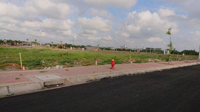 Đất Long Hậu, quỹ đất thuộc khu Nam đang tăng giá, nhận sổ tháng 3