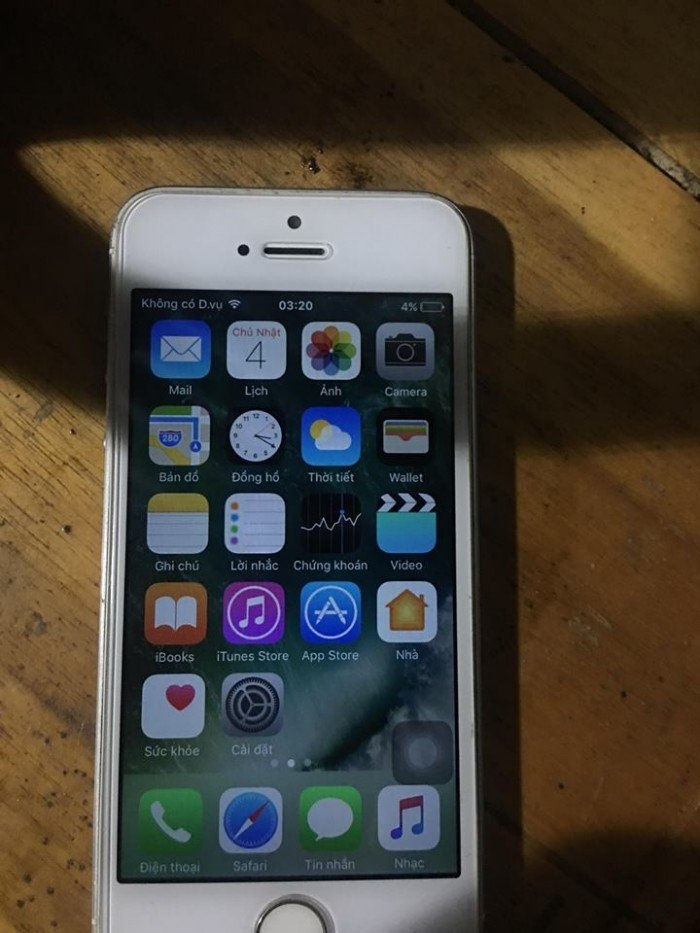 Điện thoại ip 5 32GB0