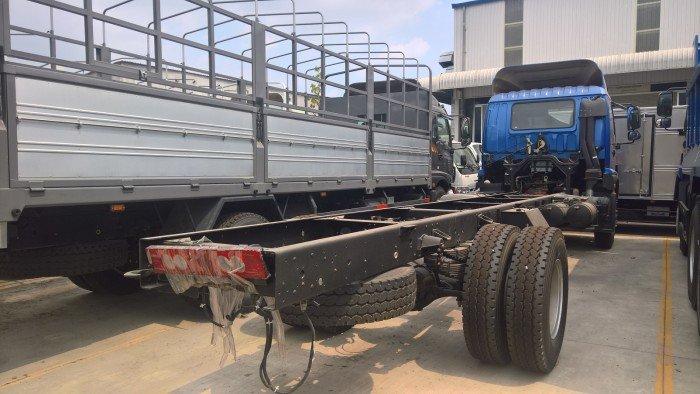 Bán xe tải Thaco Auman C160_9 Tấn_Chassis_Đóng thùng theo yêu cầu