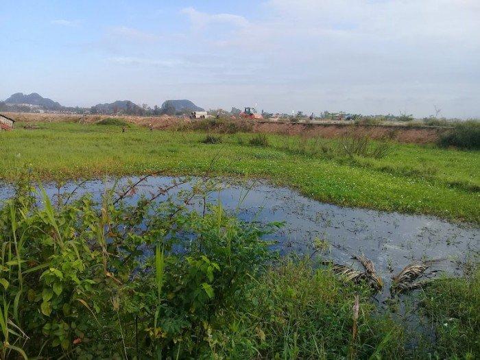 Bán đất có sổ đỏ tại KĐT Nam việt á đường Chương Dương, cầu Tuyên Sơn, Đà Nẵng