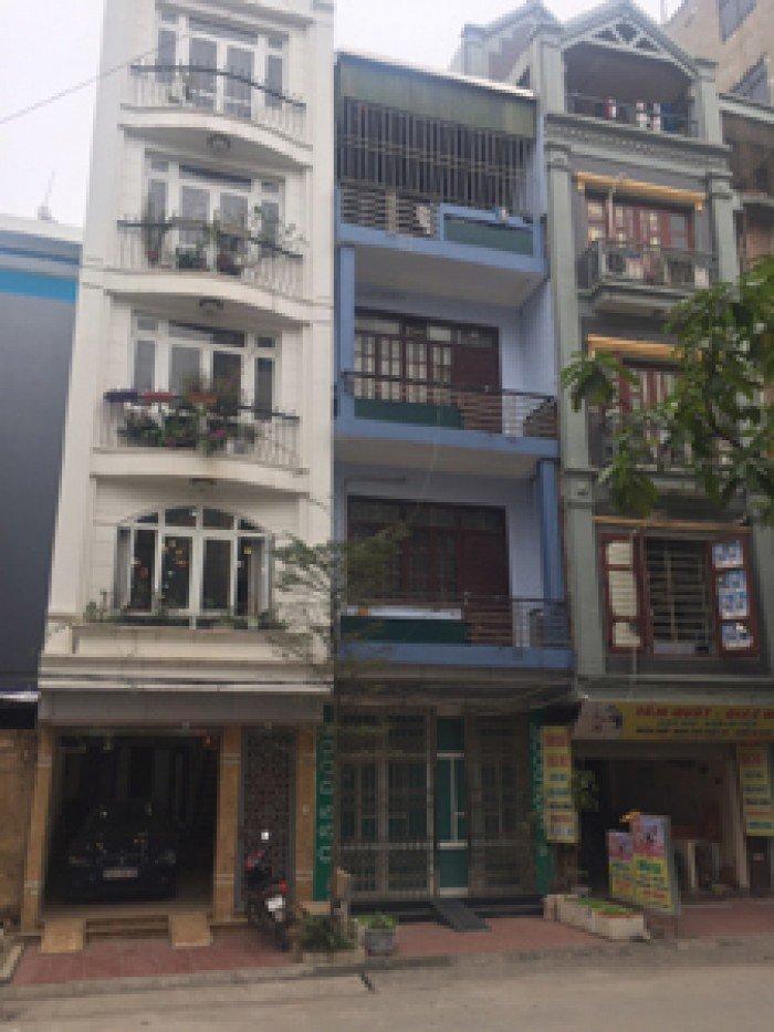 Bán nhà mặt phố Nguyễn Thái Học-Hà Đông 35m2x5 tầng, Mt 5m
