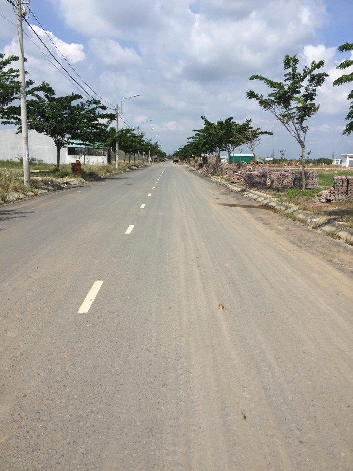 Đất nền dự án khu dân cư T & T Thái Sơn Long Hậu