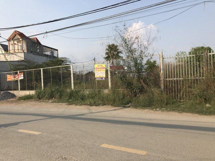 Vỡ nợ, bán gấp lô đất 950m2, mặt tiền Trịnh Quang Nghị
