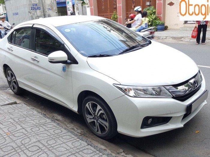 Cho thuê tự lái Honda Civic 2016 mới mua, giá tốt