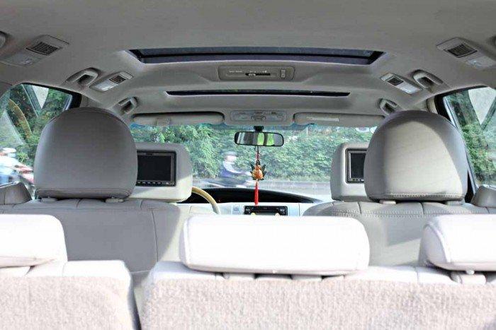Toyota Previa GL 2.4L model 2008 12