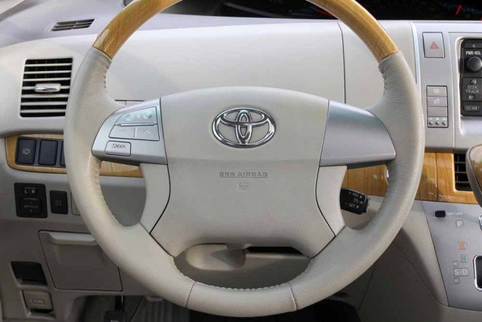 Toyota Previa GL 2.4L model 2008 20
