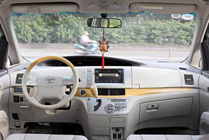Toyota Previa GL 2.4L model 2008 19