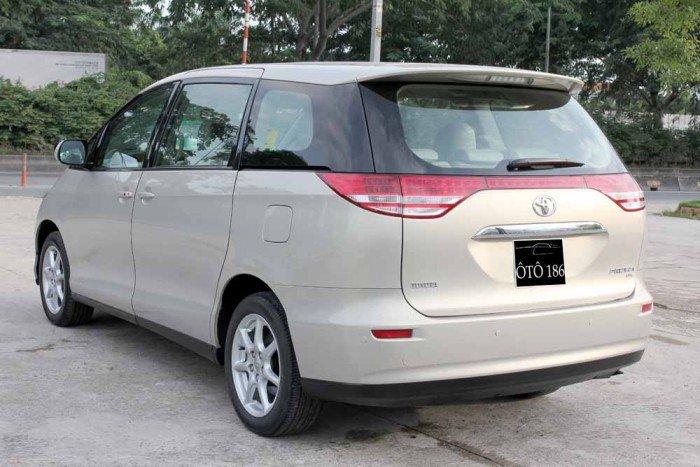 Toyota Previa GL 2.4L model 2008 10