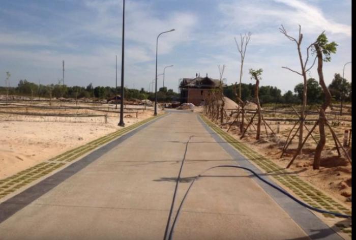 Đất chợ Phước Thái mới, nằm trên QL51, sổ hồng riêng,XDTD