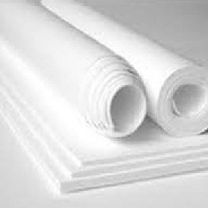 Cuộn nhựa Teflon màu trắng0