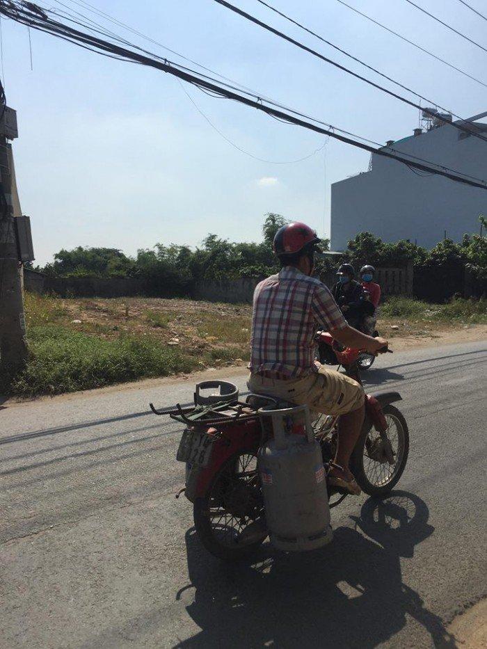 Bán lô đất đường Nguyễn Văn Bứa, Hóc Môn
