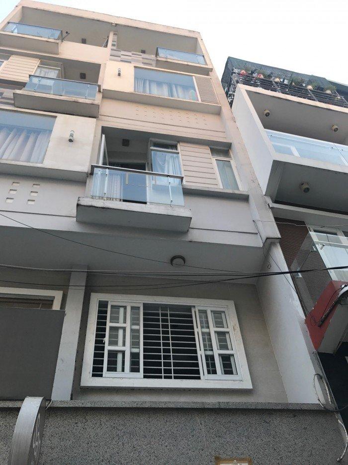 Bán nhà HXH Phan Đăng Lưu, Dt 3*7.5m