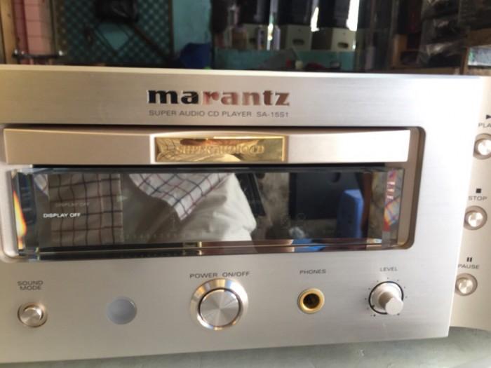 Chuyên bán CD Marantz 15S1 hàng bải