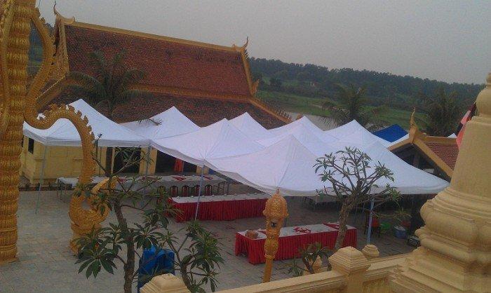 Bán lều xếp tại TP Hồ Chí Minh