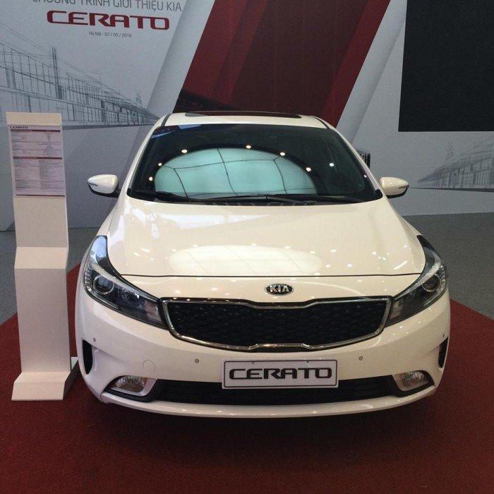 Kia Cerato sản xuất năm 2018