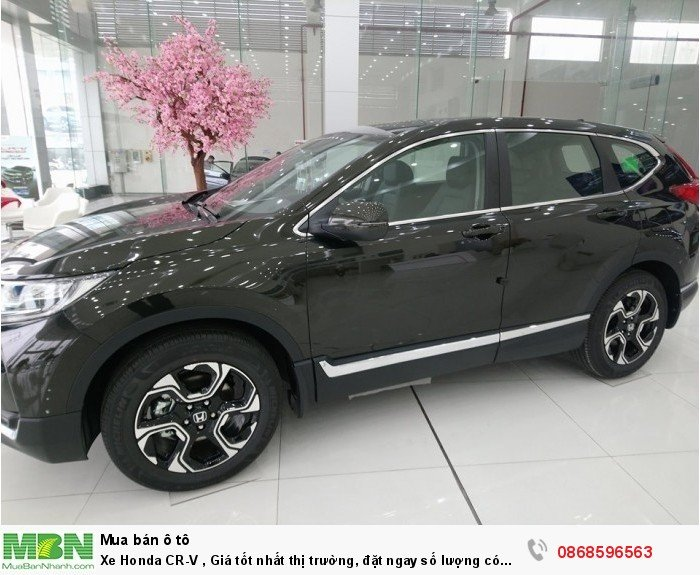Xe Honda CR-V , Giá tốt nhất thị trường, đặt ngay số lượng có hạn.