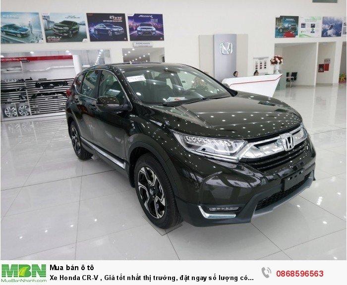 Xe Honda CR-V , Giá tốt nhất thị trường, đặt ngay số lượng có hạn. 3