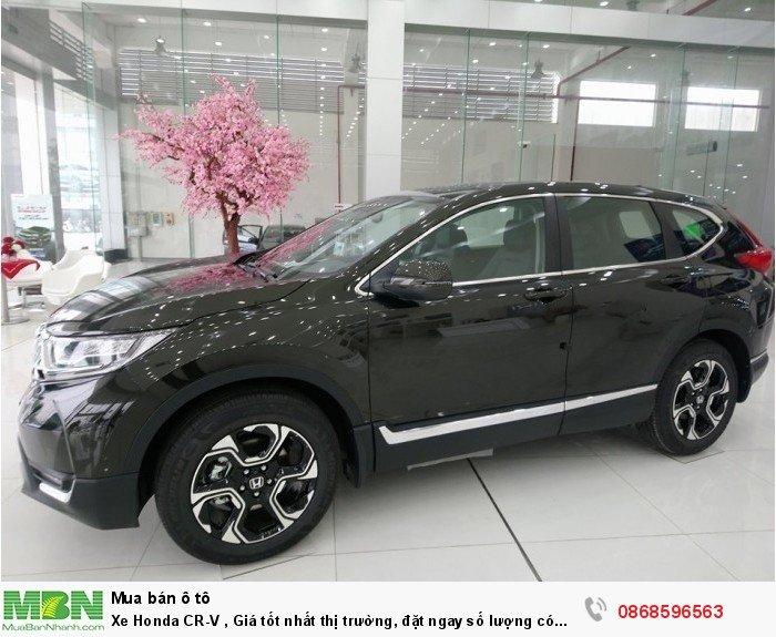 Xe Honda CR-V , Giá tốt nhất thị trường, đặt ngay số lượng có hạn. 4